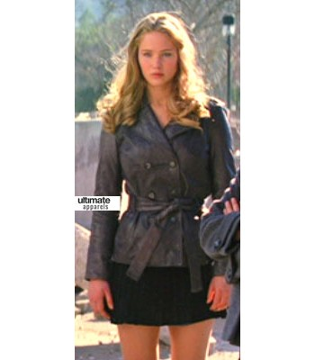 X-Men First Class Jennifer Lawrence (Mystique) Coat